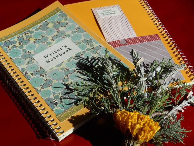 Handcrafted Notebooks!