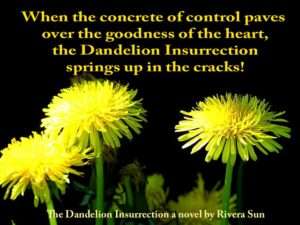 """Midwife to Change"" from The Dandelion Insurrection"