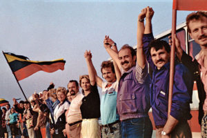 Know Your Nonviolent History: The Baltic Way