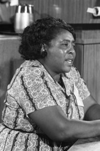 Know Your Nonviolent History: Fannie Lou Hamer