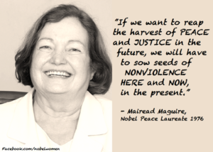 Know Your Nonviolent History: Community of Peace People