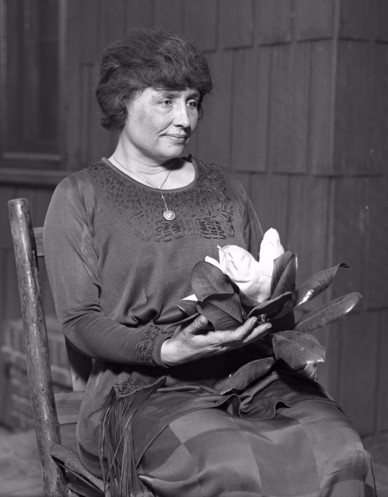 Helen Keller: Socialist, Pacifist, Women's & Workers' Rights Advocate