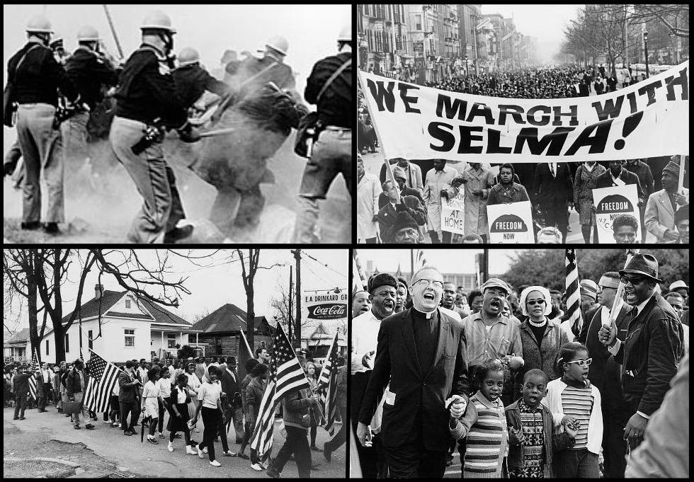 Bloody Sunday and the Selma March