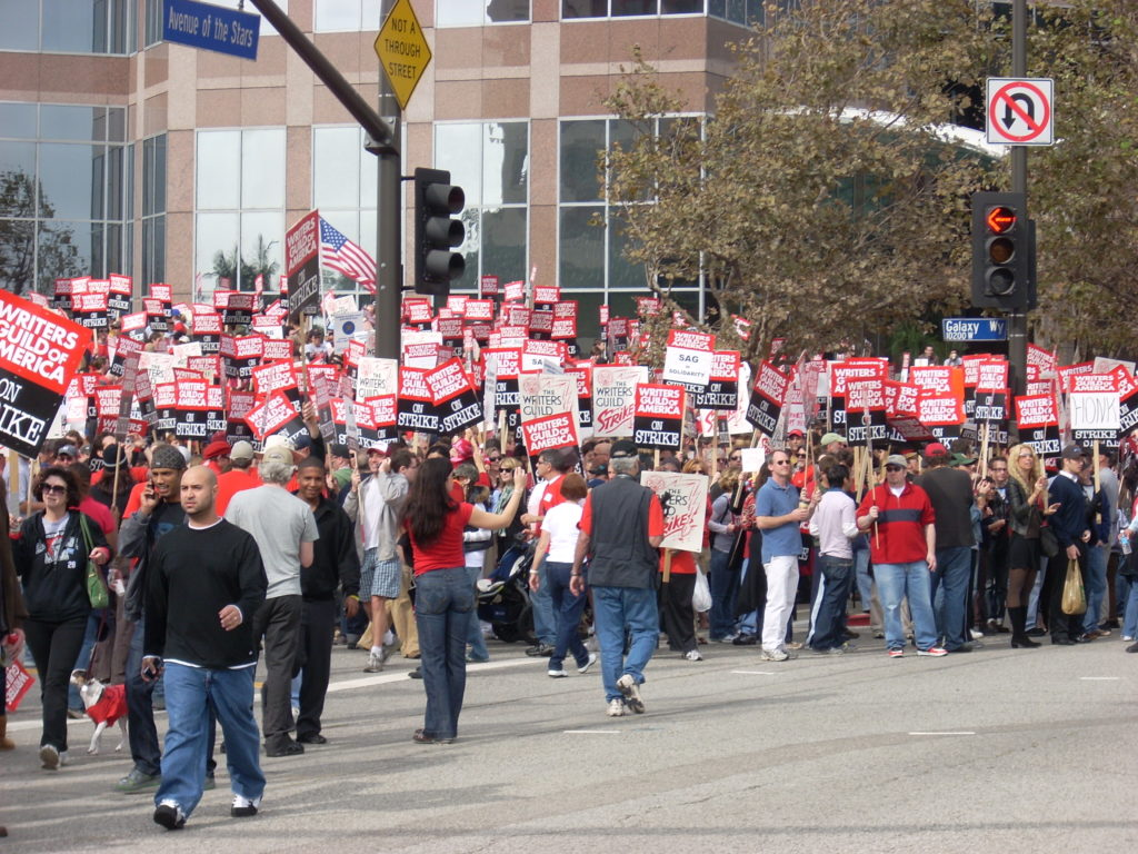 Television Writers' Strike of 2007-2008