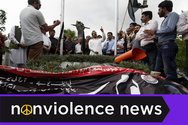 Nonviolence News: From Algeria to Ecuador, Sudan to Pakistan