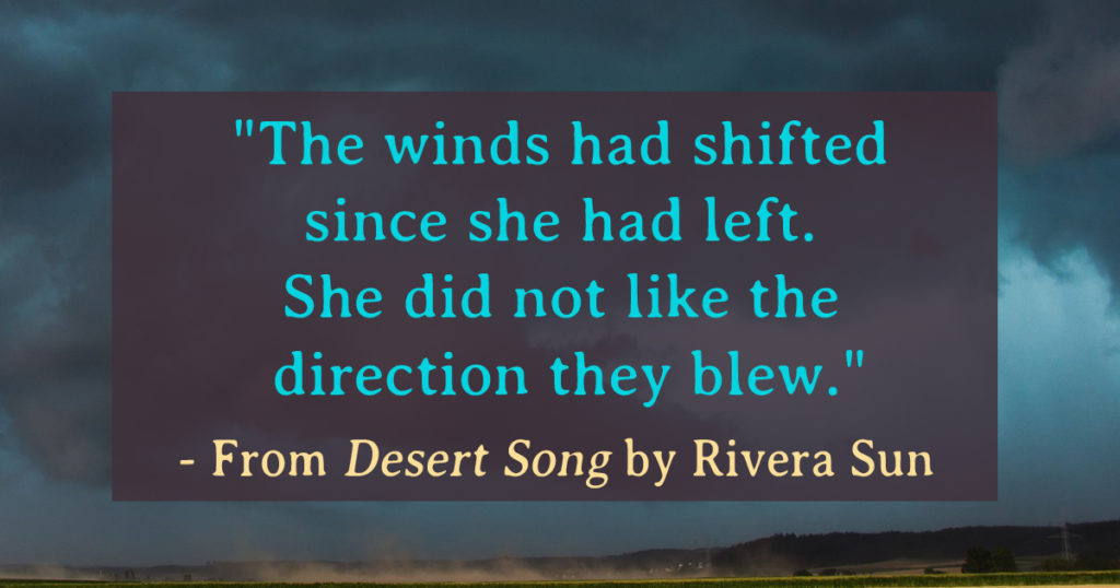 Desert Song Excerpt: The Shifting Winds